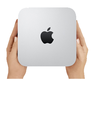 Ремонт Apple Mac mini в Москве